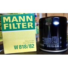 W818/82, Oil Filter, Mann & Hummel