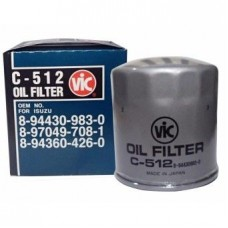 C-512, Oil Filter, VIC Filters