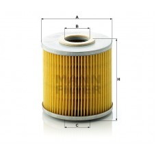 H1029/1n, Oil Filter, Mann & Hummel