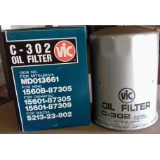 C-302, Oil Filter, VIC Filters