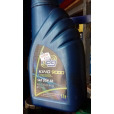 KING 9000 SAE 20W50, 1Lt